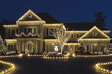 Great Affordable Christmas Lighting